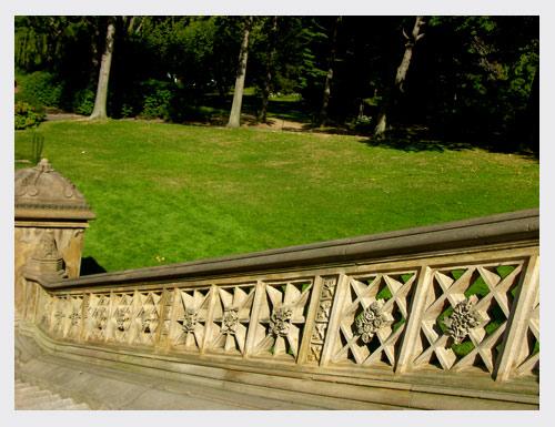 Entrance Central Park Central Park The Entrance