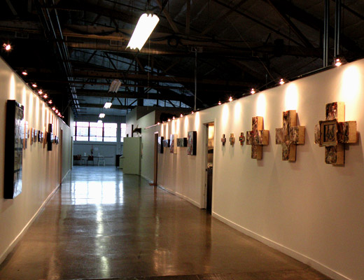 nubby twiglet art show nemo design portland oregon