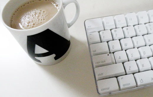mug keyboard