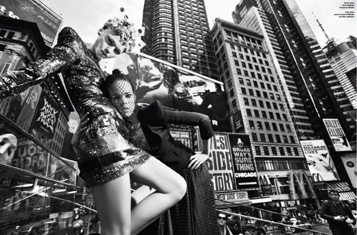 v magazine mario sorrenti new york fashion editorial