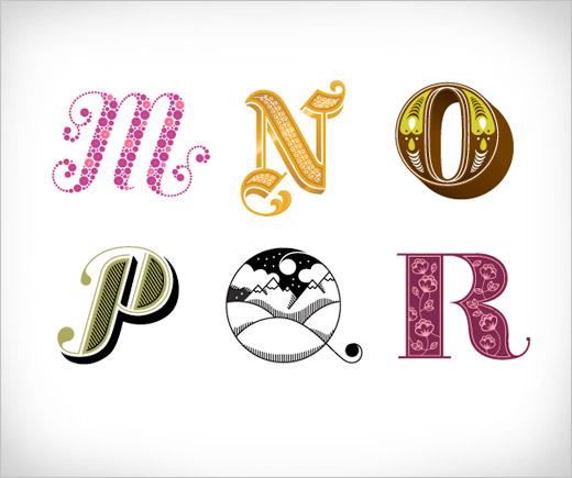 typography typofiles design nubby twiglet