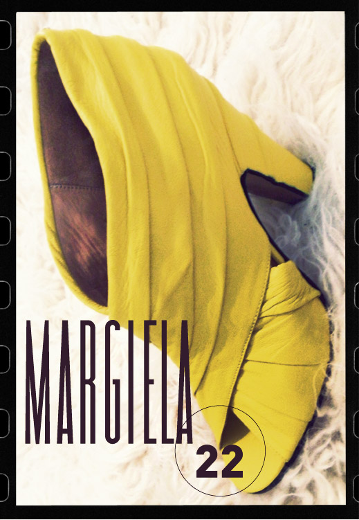 martin margiela fashion style nubby twiglet