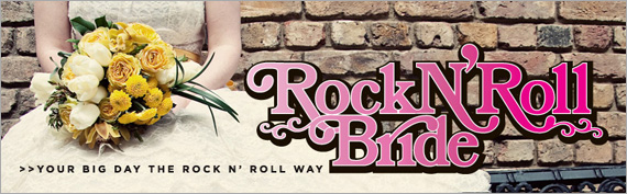 kat rock n roll bride rocknrollbride.com identity branding logo nubby twiglet