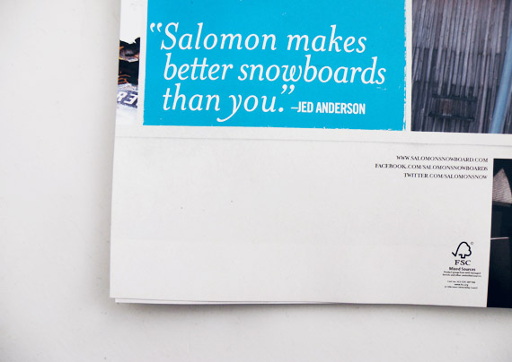 graphic design salomon snow nemo hq nubby twiglet