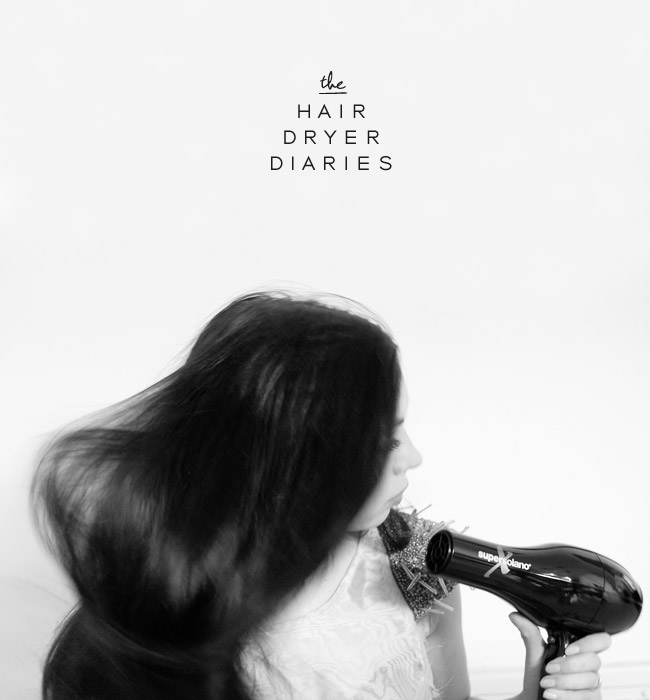 The Hair Dryer Diaries