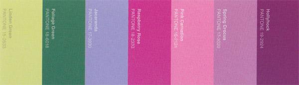 nubby twiglet pantone book