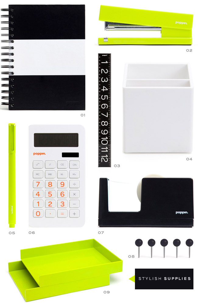 Poppin Office Supplies