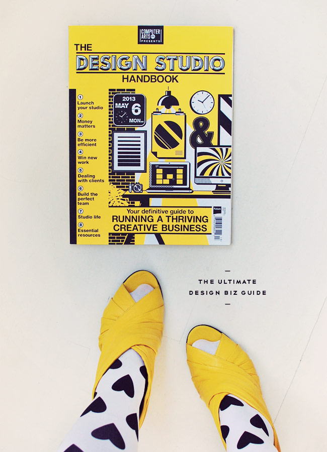 Computer Arts Design Studio Handbook