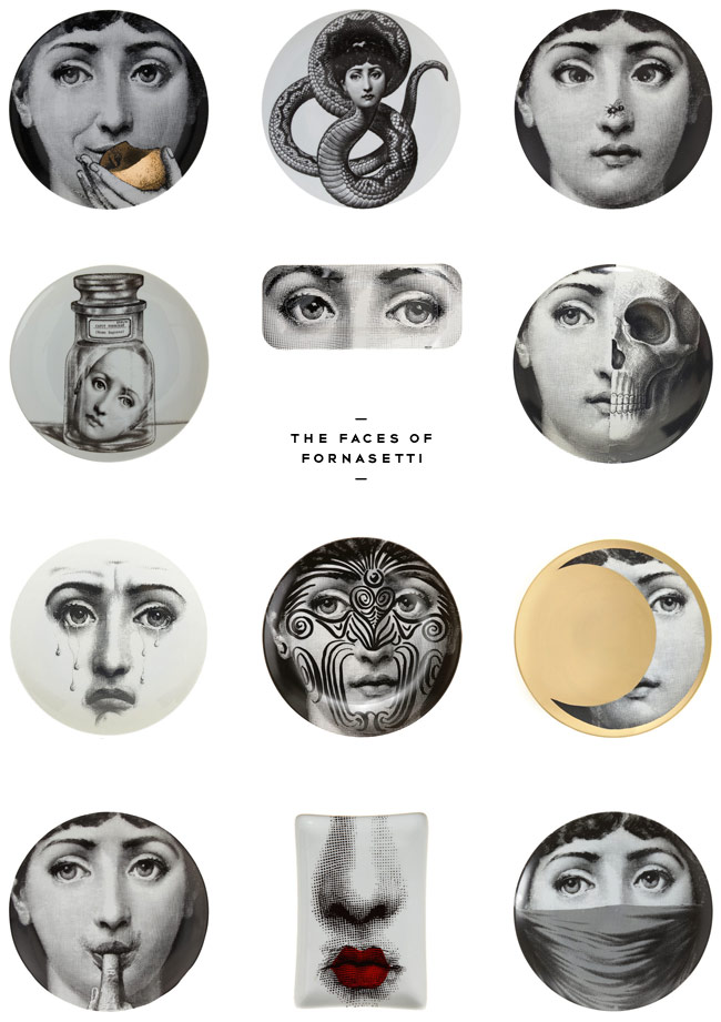 Latest & Greatest: Fornasetti