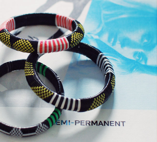 Latest & Greatest: Woven Bracelets
