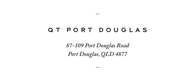 Nubby Twiglet | QT Port Douglas