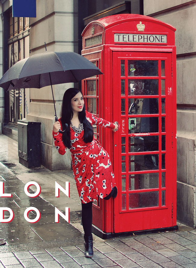What I Wore: London