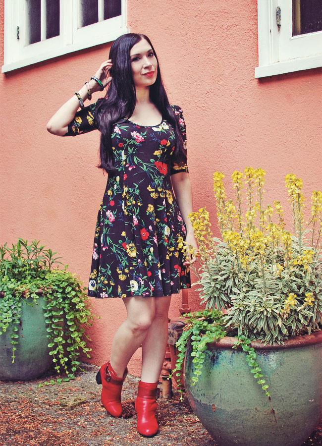 What I Wore: Spring