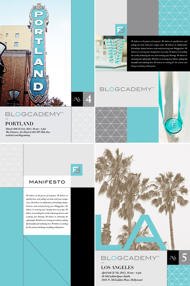 The Blogcademy MagCloud Posters