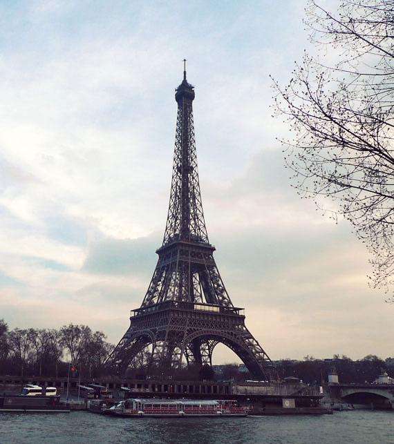 bonjour from paris nubby twiglet
