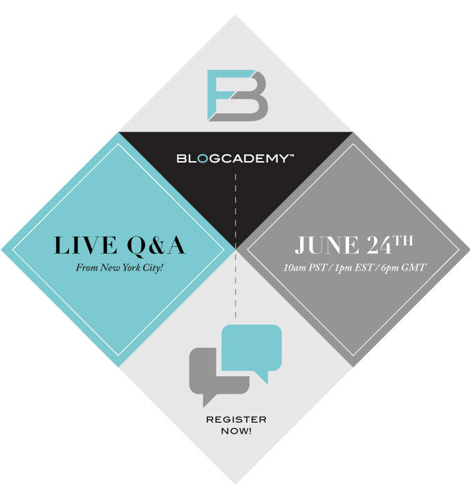 The Blogcademy Livestream
