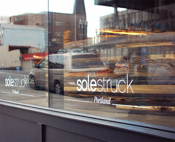 solestruck pdx retail